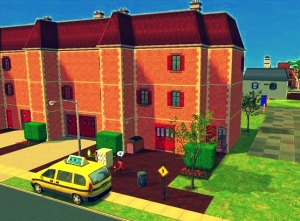Sims-2-Apartment